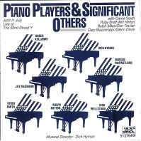 CD Cover - Piano Players & Significant Others
