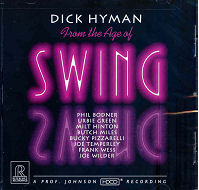CD Cover - From the Age of Swing