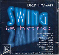 CD Cover - Swing Is Here