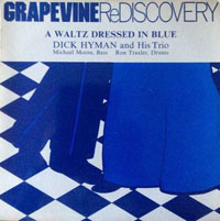 LP Cover - A Waltz Dressed In Blue