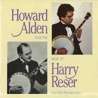 LP Cover - Howard Alden Plays The Music of Harry Reser
